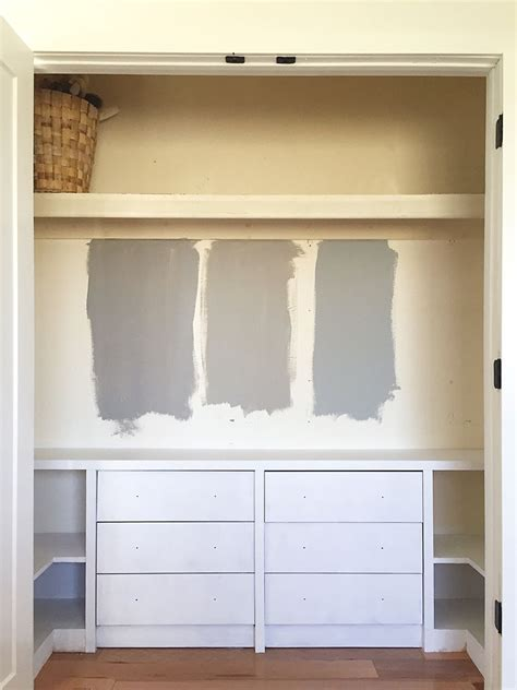 Closet Dresser a modern boy s room oneroomchallenge week 3