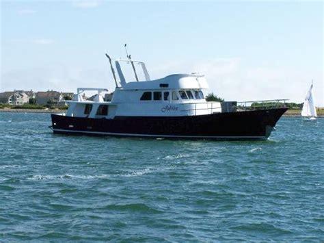 1999 wm garden range trawler yacht boats yachts for sale