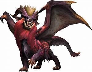 Image 2ndGen Teostra Render 002png Monster Hunter