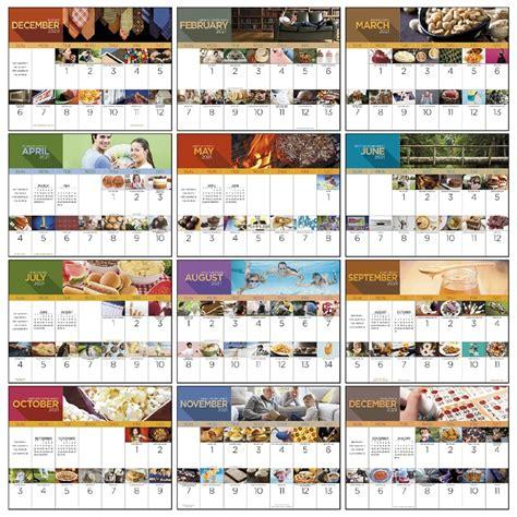 printable calendar  national days calendar