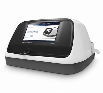 Standard Immunoassay System Fluorescent Sd Biosensor F2400
