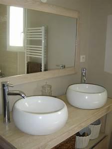 revgercom idee couleur salle de bain zen idee With photo salle de bain zen