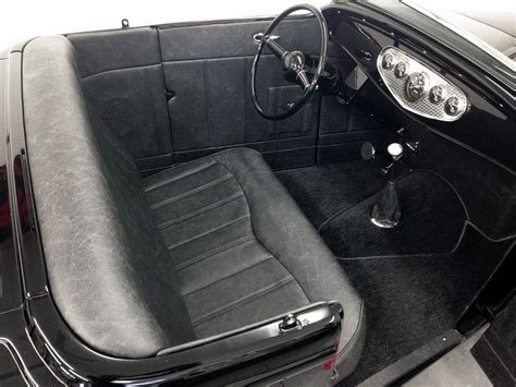 32 Ford Street Rod Interior By Bux Customs