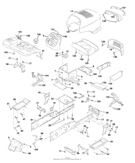 Ayp Electrolux Prgtha Parts Diagram For Chassis