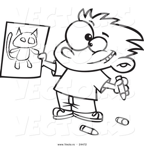 drawing clipart cartoon pencil   color drawing