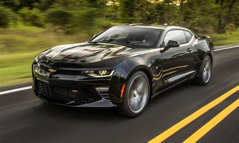 2016 Chevrolet Camaro First Drive Review  » Autonxt