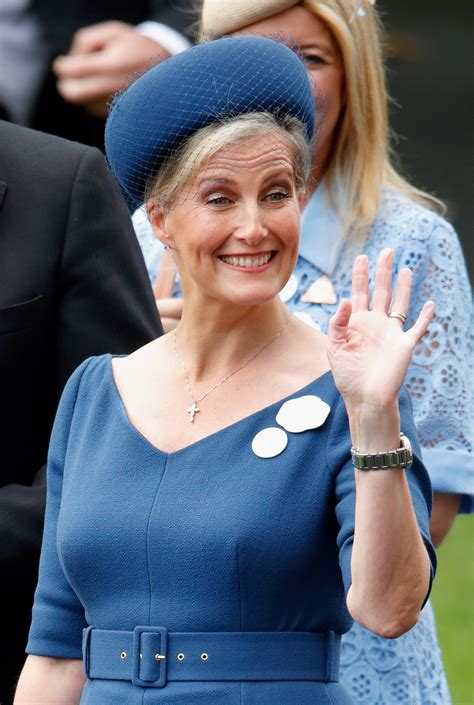 Sophie Countess of Wessex: the Woman Who Has More Royal ...