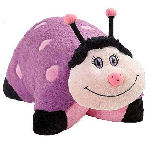 my pillow pets my pillow pet ladybug walmart