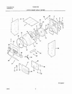 parts for frigidaire fex831cs0 washer dryer combo With kenmore dryer parts diagram moreover frigidaire stackable washer dryer