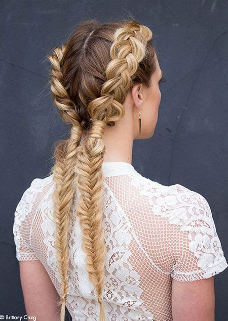 12 best quick summer hairstyle braids for girls 2016