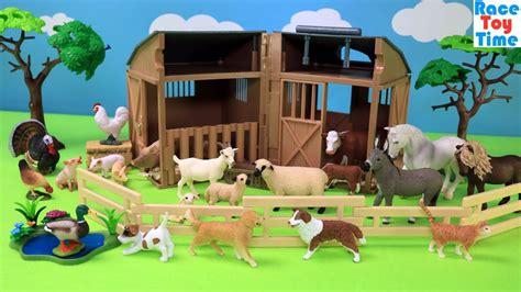 Farm Barn Collecta Playset