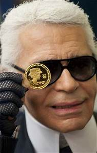 Karl Lagerfeld Designs Coin To Commemorate 39Coco39 Chanel