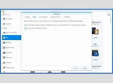Synology Chat is an instant messaging application that