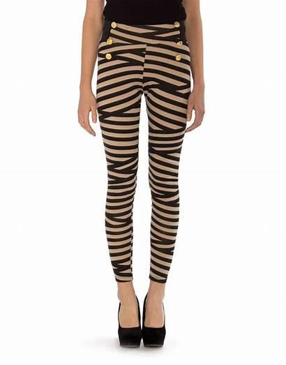 Stripey Leggings 2020ave Clothes Fade Striped
