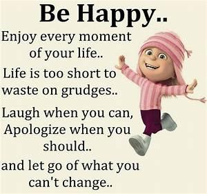 Best 25+ Happy ... Short Joy Quotes