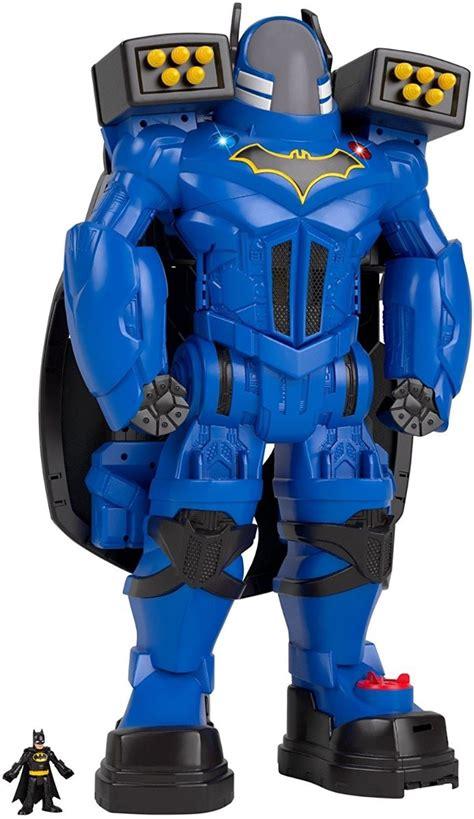 batman fisher price imaginext dc super friends batbot