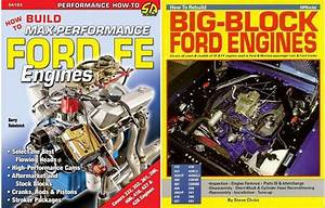Ford Fe Engine Rebuild Performance Manuals 332 359 360 361