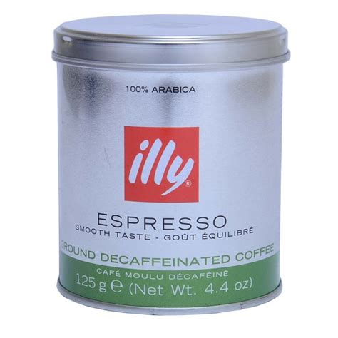 Andrea illy is the chairman and massimiliano pogliani the ceo.anna ros. Buy Illy Espresso Ground Decaffeinated Coffee 125g Online - Lulu Hypermarket Bahrain