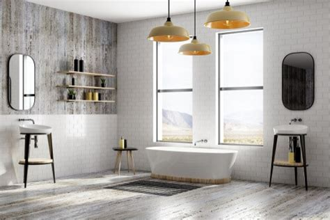 bathroom trends    inspired dunstable glass
