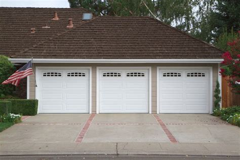 vinyl garage doors don t overlook overhead doors garage door style guide