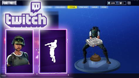 fortnite twitch prime dance emote freestylin