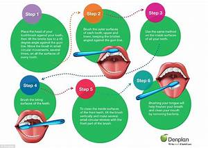 How To Brush Your Teeth Correctly In This 6 Step Guide