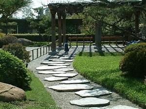 Allée De Jardin Pas Cher : pas japonais en pierre et all e de jardin ~ Premium-room.com Idées de Décoration