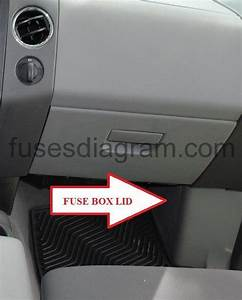 Ford Fuse Panel Legend