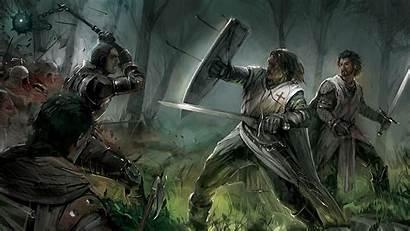 Medieval Wallpapers Knight Knights Fight Wallpapersafari