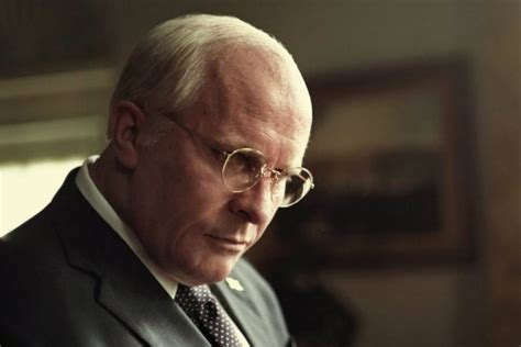 Vice Trailer Christian Bale Unrecognizable Dick