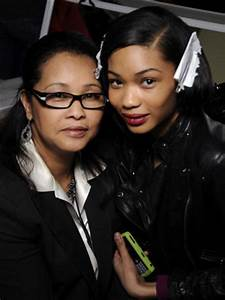 Chanel Iman's Mother China Robinson Opened A Boutique