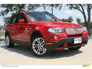 Bmw X3 2008 : 2008 crimson red bmw x3 52150282 car color galleries ~ Medecine-chirurgie-esthetiques.com Avis de Voitures