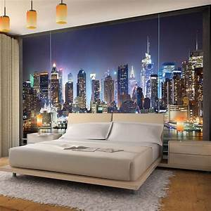 40 best fototapeten 3d vliestapeten 3d images on With markise balkon mit tapete new york