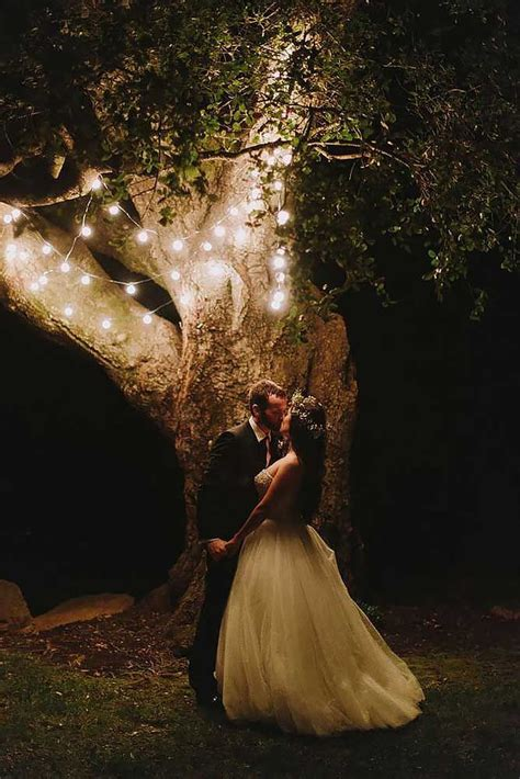night wedding  ideas  pinterest night
