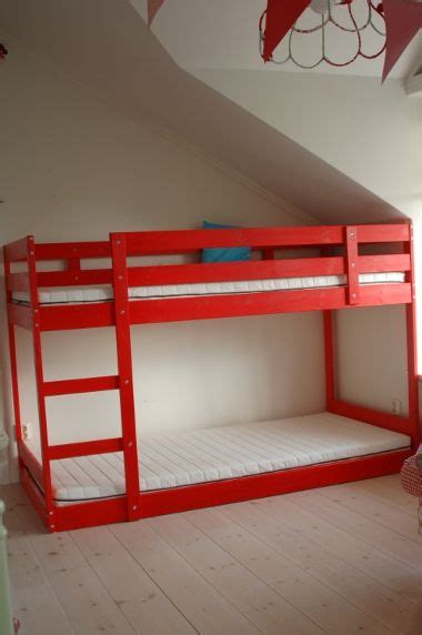 mydal bunk bed hack pin by ramos on deco
