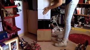 Rangement De Chaussures : astuce rangement chaussure youtube ~ Dode.kayakingforconservation.com Idées de Décoration