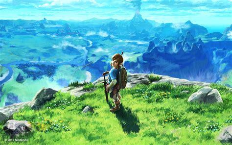 Legend Of Zelda Botw Wallpaper Legend Of Zelda Breath Of The Wild Desktop Background Wallpaper Play Nintendo