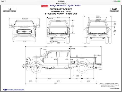 Pickup Trucks Dimensions Quirky Ford F 150 Dimensions 2017