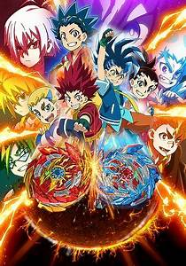 Daily Schedule Chart Beyblade Burst Sparking Livechart Me