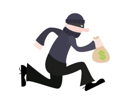 Image result for free clip art robbed at gun point
