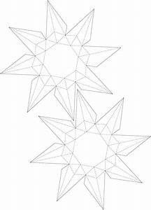 Paper Diamond Template | Projects to Try | Pinterest | 3d ...