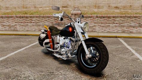 Harley Davidson by Harley Davidson For Gta 4