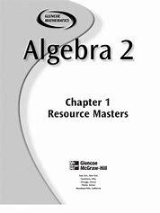 Glencoe algebra 2 chapter 6 mid chapter test answers