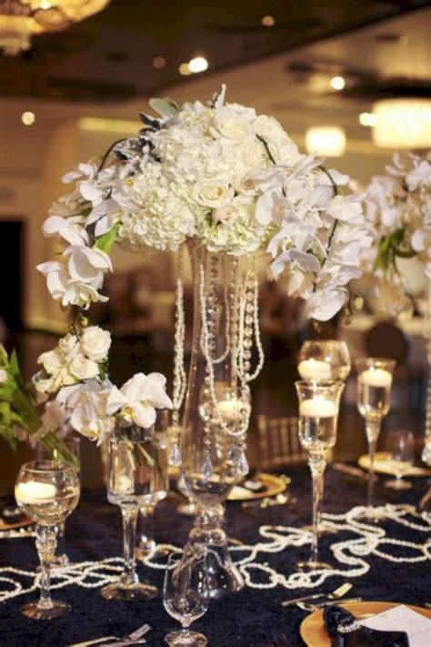 Great Gatsby Wedding Centerpieces OOSILE
