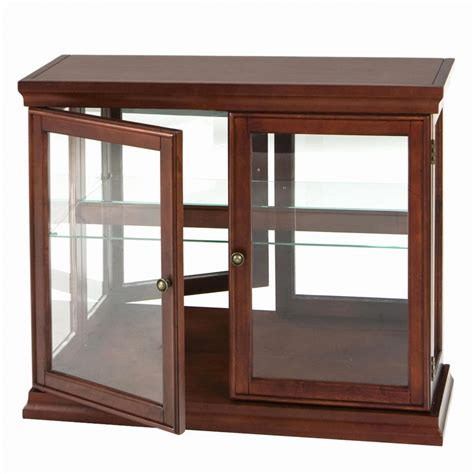 small table top curio cabinet vintage hanging table top display case urbanamericana pics