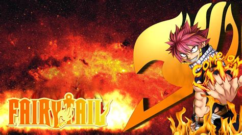 fairy tail wallpapers natsu wallpaper cave