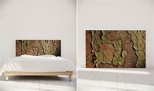 Tete De Lit Nature : 5 t tes de lit en bois pour une d co 100 naturelle myquintus ~ Teatrodelosmanantiales.com Idées de Décoration