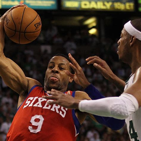 NBA Trade Rumors: Sixers Must Deal Andre Iguodala to Move ...