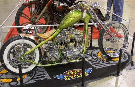 2016 Chicago Winners At The J&p Cycles Ultimate Builder