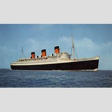 Wandering The Decks Of The Queen Mary  Deano In America